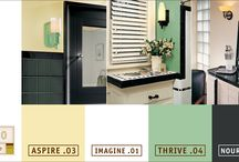 YOLO Colorhouse Period Palettes / Architectural color palettes designed to flow through the home and reflect the mood and style of a point in history, while still feeling quite contemporary in the home. / by Yolo Colorhouse