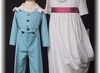 Childrens Historical clothing / by Christina Brown