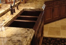 Kitchen Re-do in the future / by Cyndi Bagley
