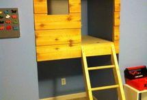 Alec's new bedroom / by Stephanie Scribner-Succio