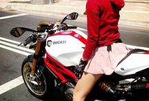 Ducati Monster / by Gripich Puddhipattamedhi