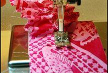 sewing / by Lauren Mandle