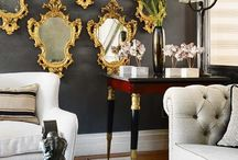 French Style Mirrors / by Savvy Southern Style