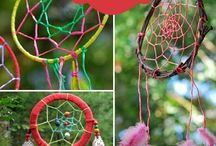 DREAMCATCHER  DIY / by Blomster Pia