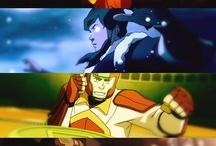Avatar: The Last Airbender/Legend of Korra / by Raven Blackmon