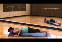 POP Pilates Arms & Upper Body / by Cassey Ho