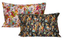 Fundas para almohada / Qué bonitas las fundas para almohada de Abrazos! Muchos diseños y mucho color!! / by Abrazos San Miguel Designs