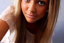 Hair and Makeup <3 / by Kristina Bair