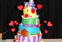 awesome cakes / by Kathy Rich