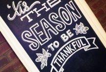 #Thanksgiving / by Amanda {A Royal Daughter}