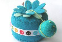 Pincushions / by Anorina @Samelia's Mum