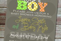 Baby Shower  / by Kristina Healy