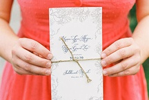 Stationery  / by Chris @ Postcards & Pretties