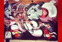 Street Art / by Courtney Dimiceli