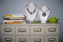 Storing & Organizing your Jewelry / by Katie Hacker