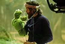 Jim Henson / I cannot begin to say how much James Maury Henson has influenced my passion for creativity, from the Muppets & Sesame Street to the Dark Crystal and, of course, Labyrinth. What inspires me the most was the fact that his craft was motivated by a desire to, as corny as it may sound, bring people together and make the world a better place. / by Isaac Stovall