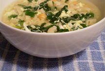 Soups  / by Daria Bocciarelli