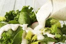 salad... / by Mary Hagopian