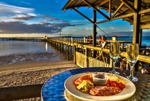 Fraser Island for foodies / Yummy stuff that's waiting to delight your tastebuds on Fraser Island...#fraserisland #restaurantaustralia / by Kingfisher Bay Resort Group