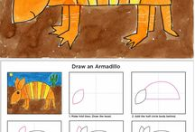 kids drawing / by Nichole