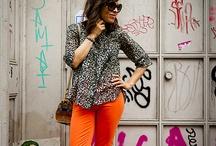 color | jeans / by Katie Skelley | Team Skelley The Blog