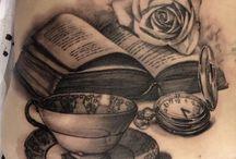 Tattoo ideas / by Hephz Eniade