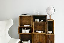Interiors: Vignettes / by Brittany Brown