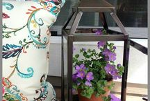 Lanterns for the Porch / by Tanja Ishol-Pederson
