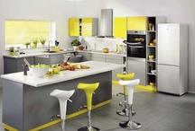 My #Easyteam Kitchen / My ideal kitchen / by Claire Toplis
