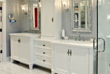 Bathroom Ideas / by Kathryn Yovdoshuk
