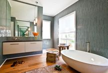 Bathrooms / by Gary Somers