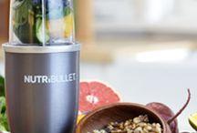 Nutribullet / by Elizabeth K