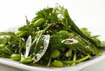 Salads / by Katy Yocom-Yenawine