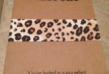 Sara Beth's 4th Birthday: zoo safari / Birthday Party at the zoo!!!  / by Misty Smith Guillory