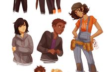 Percy Jackson / by Emmalee Helms
