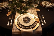 tablescapes / by Sharyn Greenstein