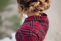 Hairstyles / by Richelle Rogers