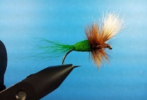 Steelhead and Salmon Dries/Skaters / by Ray Travis