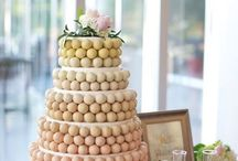 wedding cake / by *