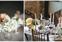 Table Decorations / by Nerida McMurray