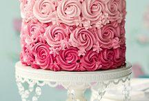 Mom bday cake / by Heather Burnette