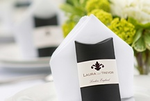 Wedding Style / Find the perfect style for your wedding (including Good Karmal's personalized wedding favors)! / by Good Karmal