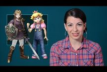 Women & Gaming / by NIU Women's Studies