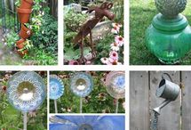 gardening ideas / by Maureen Bosch