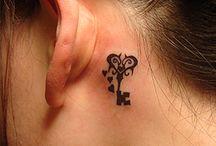 Tattoos / by Ali Gtz