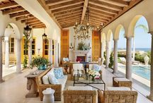 mexican style living / by Rhonda Hill