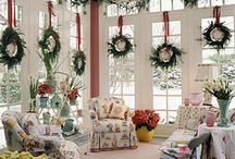 Holiday decorating / by Missy Maze