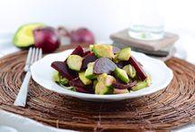 salads / by Brittany Barnard