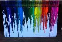 Art / Creating works of art with kids.  / by Misty Cochran