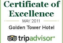 Awards / di Golden Tower Hotel & Spa